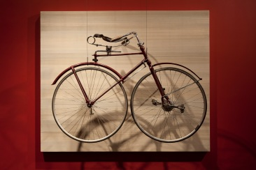 Art of the Bicycle Exhibit @ The Museum of Science and Industry Chicago