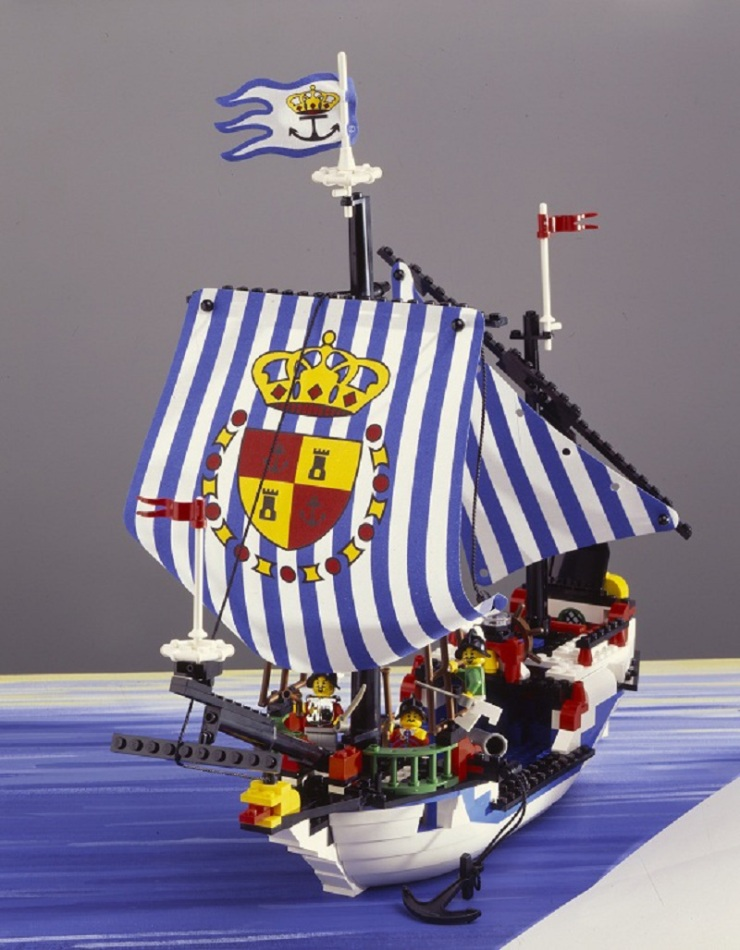 Lego Pirate Sets By Sm Oconnor Notes On Culture