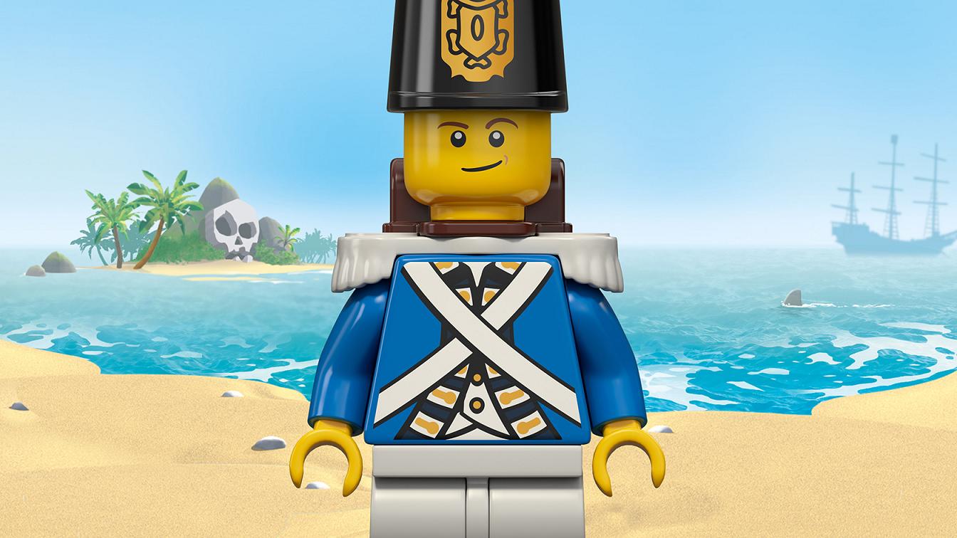 Bluecoat Soldier 1