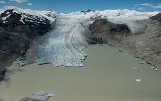 Bridge Glacier, British Columbia, August 14, 2012