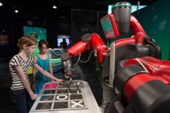 Robot Revolution Exhibit @ the Museum of Science and Industry Chicago