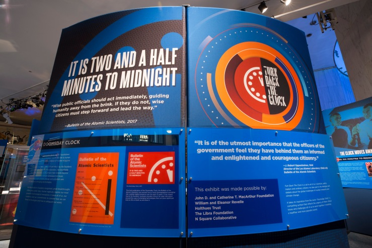 Turn Back the Clock Exhibit @ The Museum of Science and Industry, Chicago
