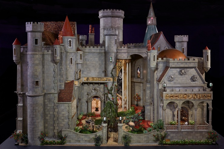 Colleen Moore Fairy Castle @ the Museum of Science and Industry