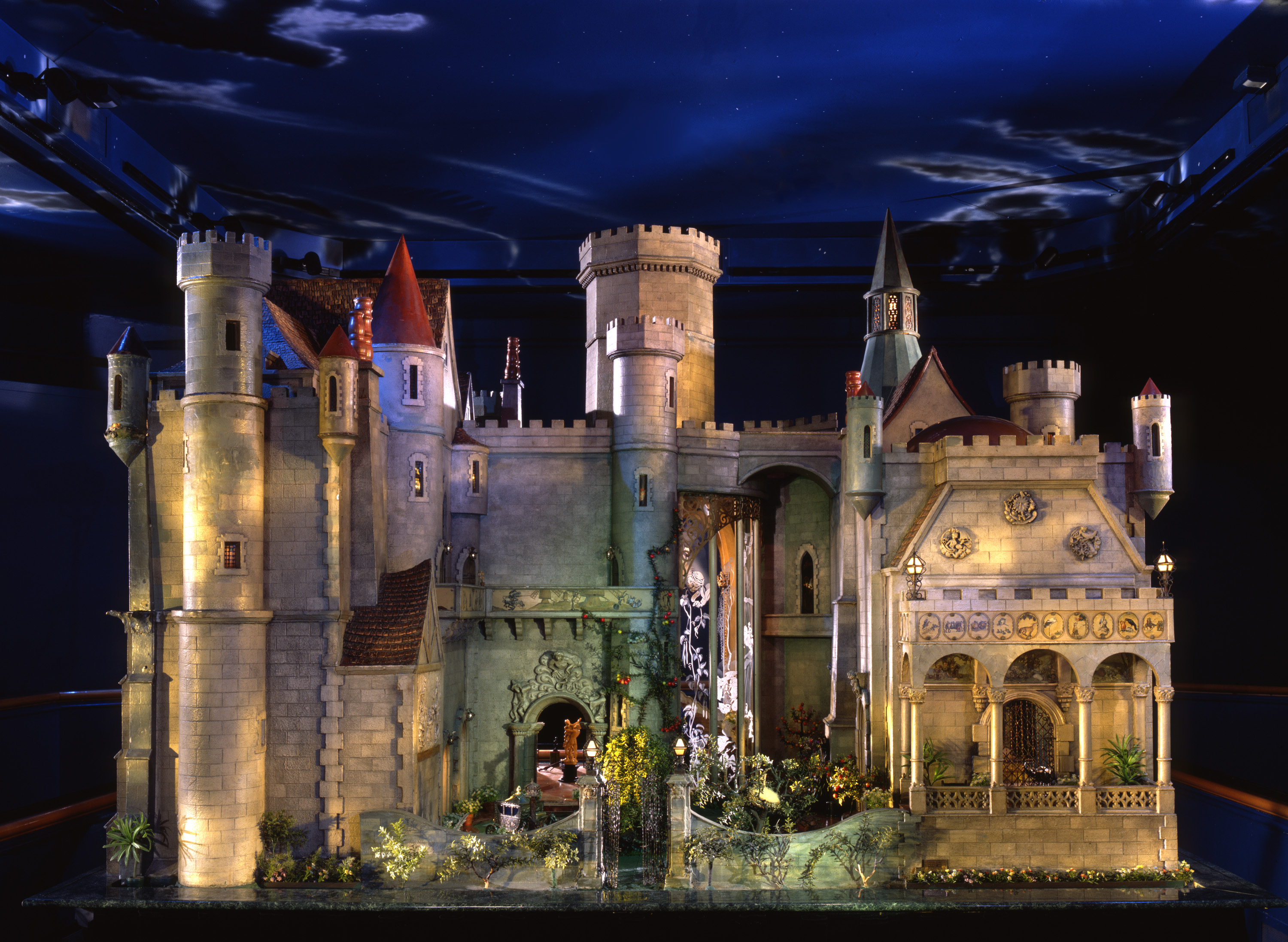 Colleen Moore's Fairy Castle @ The Museum of Science and Indus