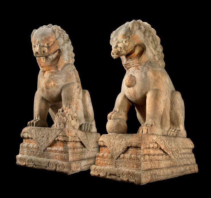 2. Guardian Lions