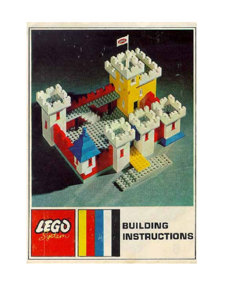 Lego Castle Product Lines Part I By Sm Oconnor Notes On Culture