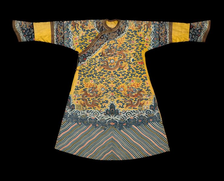 4. Imperial Robe