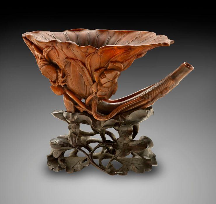 7. Rhinoceros Horn Cup