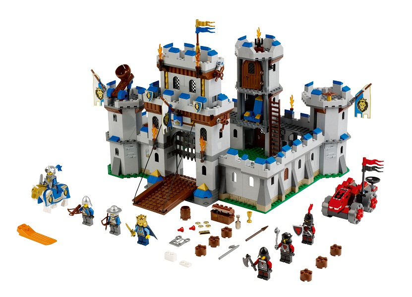 Lego Castle Product Lines Part Iii By Sm Oconnor Notes On Culture
