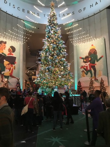 Christmas Around The World 2019 2018 Christmas Around the World Opening Ceremony at the Museum of