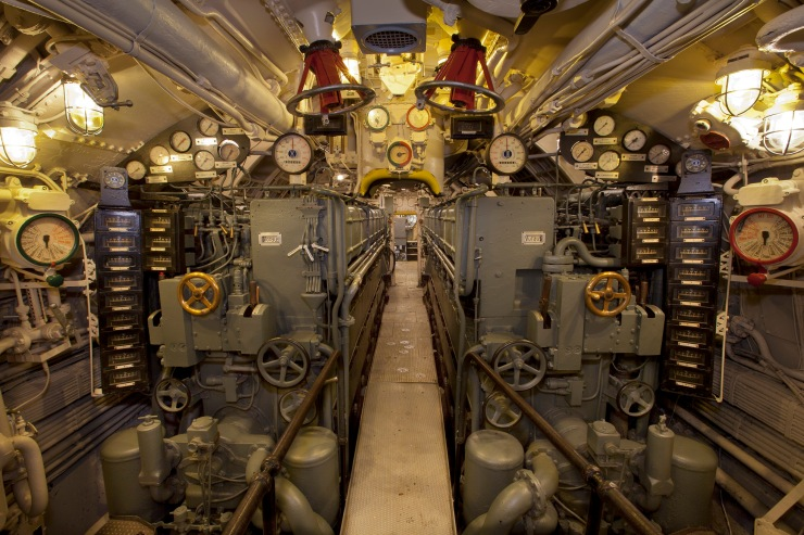 U-505_EngineRoom