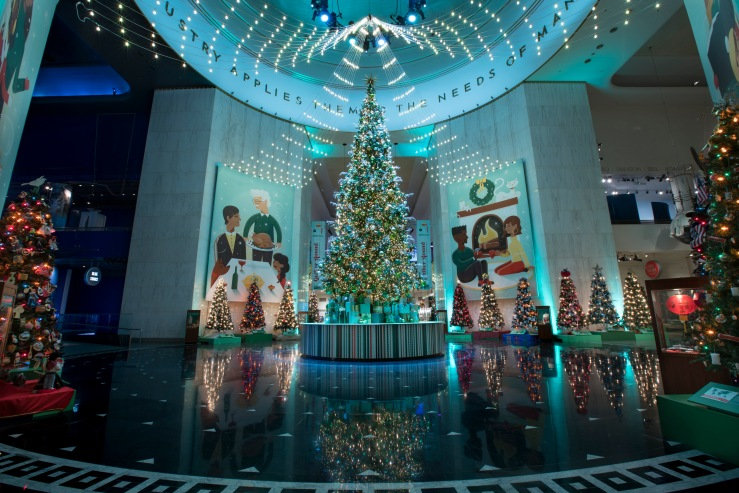 Christmas Around the World and Holidays of Light
