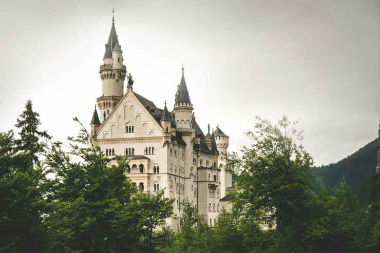 architecture bavaria building castle