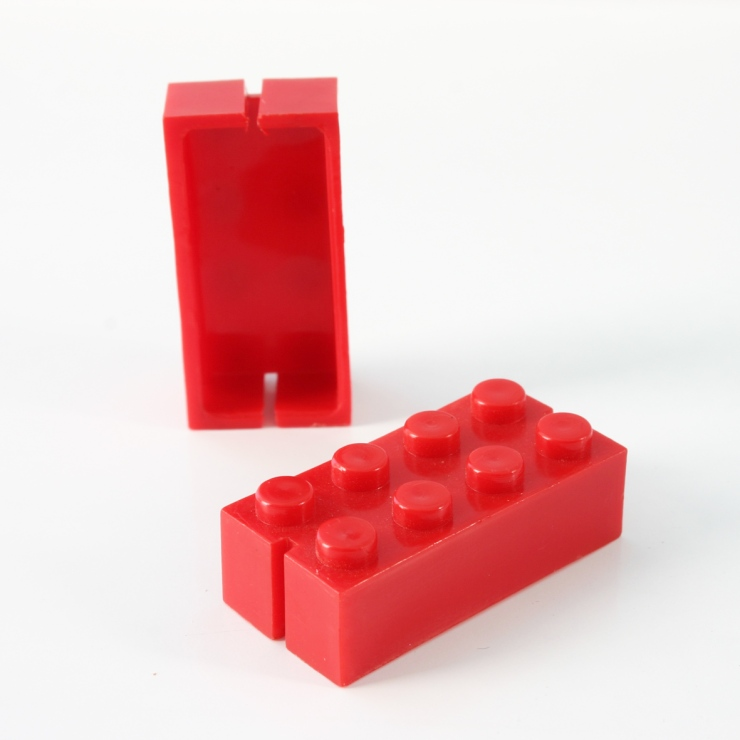 Automatic binding brick first LEGO Brick 1949