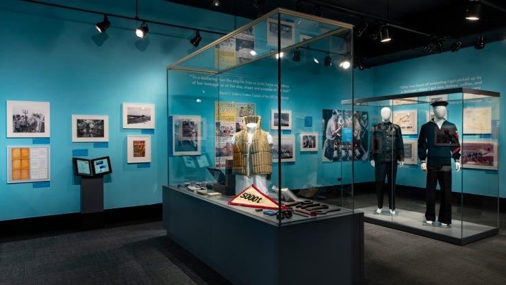 U-505 75th Anniversary Exhibit