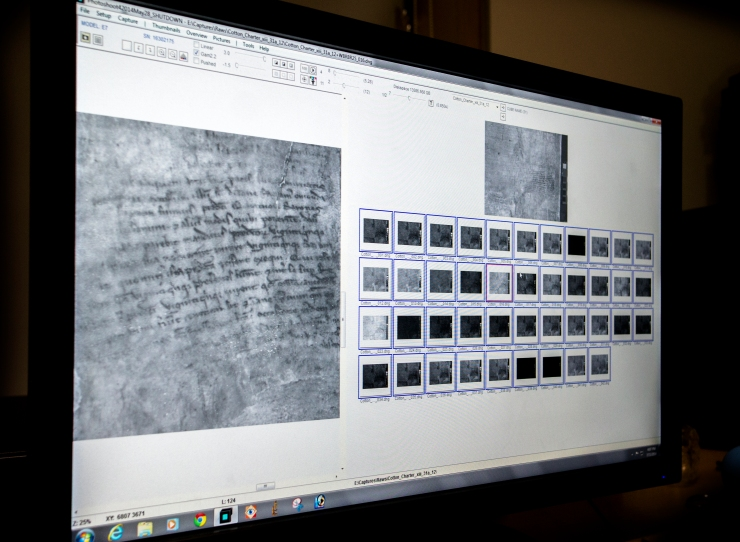 british-library-magna-carta-multi-spectral-imaging
