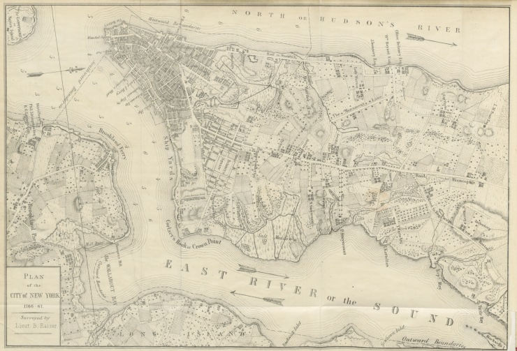 plan-of-the-city-of-new-york-1766-77-from-new-york-city-during-the-american-revolution-1861--british-library-board