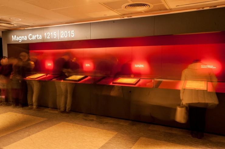 British Library Magna Carta unification.